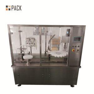 ड्रॉपर बोतल आवश्यक तेल सीबीडी तेल भरने की मशीन
