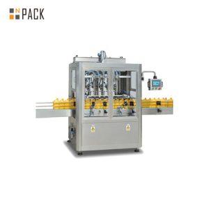 खाना पकाने के तेल, सॉस के लिए स्वचालित पेस्ट भरने की मशीन