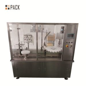 40-1000ml पूरी तरह से स्वचालित डिजिटल नियंत्रण ई तरल भरने की मशीन