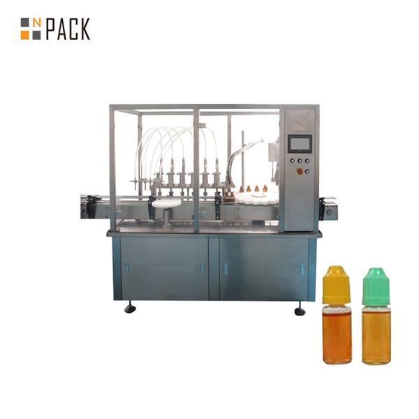स्वचालित डिशवॉशिंग तरल डिओडराइज़र स्प्रे भरने की मशीन