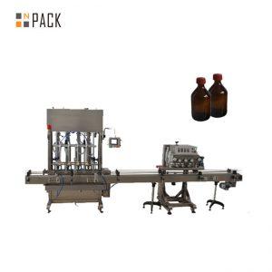 उच्च सटीकता स्वचालित चिकनाई तेल / चिकनाई तेल भरने की मशीन