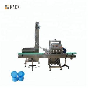 चिकित्सा बोतल के लिए स्वचालित रोटरी कैपिंग मशीन