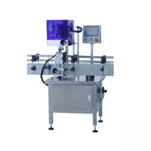 4 पहियों स्वचालित कैपिंग मशीन निर्माता