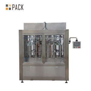 फैक्टरी रासायनिक तरल भरने की मशीन