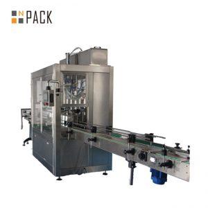 जीएमपी सीई आईएसओ प्रमाण पत्र humic एसिड तरल उर्वरक भरने की मशीन