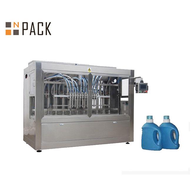 लाइनर प्रकार इंजन तेल उत्पादन लाइन चिकनाई तेल भरने की मशीन