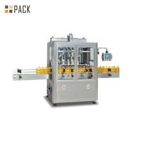 वॉशिंग-अप तरल भरने की मशीन / टॉयलेट क्लीनर भरने की मशीन / डिटर्जेंट भरने की मशीन