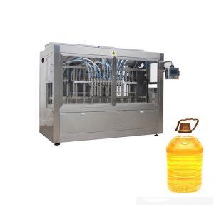 पूर्ण स्वचालित सरसों पाम खाद्य तेल भरने पैकिंग मशीन