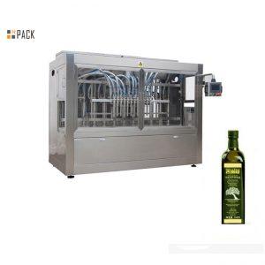 500ml-5000 ml ताड़ का मक्खन सूरजमुखी तिल के बीज नारियल पाम तेल भरने की मशीन