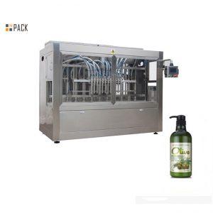 पूर्ण स्वचालित बोतलबंद हाथ स्नान शैंपू भरने की मशीन