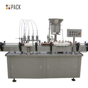 उच्च गुणवत्ता गलफुला गोरिल्ला बोतल भरने की मशीन ई-तरल ई तरल भरने की मशीन छोटे ड्रॉप भरने की मशीन