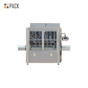 स्वचालित सोया सॉस सिरका तरल मसाला शराब भरने की मशीन