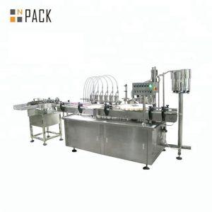 पूर्ण स्वचालित शीशियों भरने की मशीन रासायनिक भरने की मशीन सबसे अच्छी कीमत के साथ