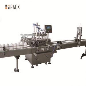 सोया सॉस सिरका भरने की मशीन, वनस्पति तेल भरने की मशीन, सॉस मशीन