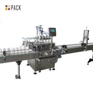 स्वचालित 5 लीटर पालतू बोतल खाद्य तेल भरने की मशीन