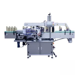 छोटी बोतल स्वचालित चिपकने वाला स्टीकर लेबलिंग मशीन, ऑटो बोतल चिपकने वाली लेबलिंग मशीन